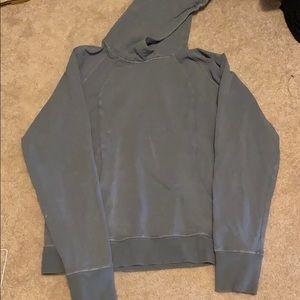 Lululemon size 8 hooded sweatshirt